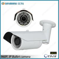 1.3Mpixels Onvif Weatherproof IP Camera 42pcs IR LEDs