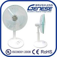 "China Customized high efficiency 16"" BLDC Pedestal fan on sale"