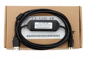 China FX-USB-AW PLC Programmable Logic Controller PLC programming cable to download on sale