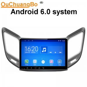 China Ouchuangbo 10.1 inch car audio stereo android 6.0 for Changan CS15 with 3g wifi SWC capacitance multiple touch screen on sale