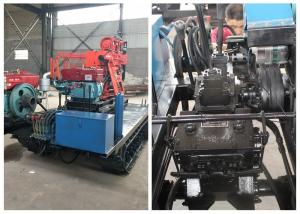 China Engineering Soil Test Drilling Machine for Geotechnical Investigation Purpose on sale