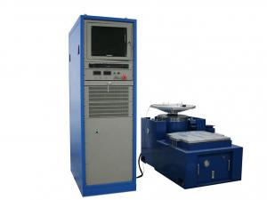 China High Frequency Electromagnetic Vibration Testing Machine Max. Load 120~500kg on sale
