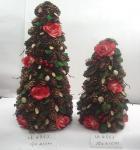 Handicraft christmas tree,christmas ornament,christmas decoration,christmas gifts,indoor and outdoor use