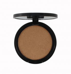 China Professional Face Makeup Highlighter Powder Palette High Pigment Single Color on sale