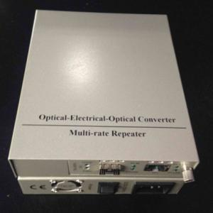 China 10G Optical Signals Repeater Optical-Electrical-Optical wavelength conversion SFP+/XFP on sale
