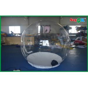 China High Wind Resistance Inflatable Air Tent Material Pvc Inflatable Camping Tent on sale
