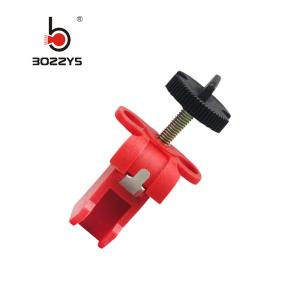 China BOSHI brand CE approved circuit breaker lock (Tie bar lockout ) TBLO safety lockout for tagout on sale