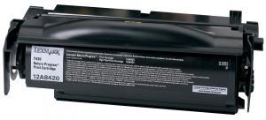 China Lexmark 100% original toner cartridge for Optra T430 on sale
