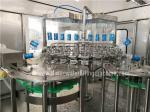 Fully Automatic Monoblock 3 In 1 Drinking Bottled Mineral Water Filling Machine