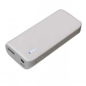 China 4400mAh Capacity, power banks, 4 LED display power, with bright lamp, 5V 1A output for mob on sale