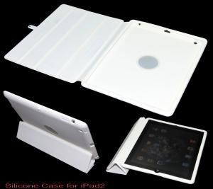 China JH-ISC100 Silicone Case for iPad® 2 on sale