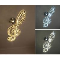 Crystal glass ceiling lights Music Lampshade For Indoor Home Lighting Fixturs (WH-CA-50)