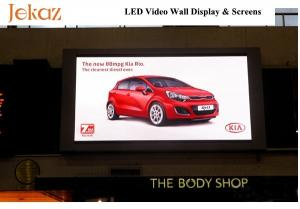 China JEKAZ led video wall technology Indoor P2.5 hd smd fixed LED Screen on sale