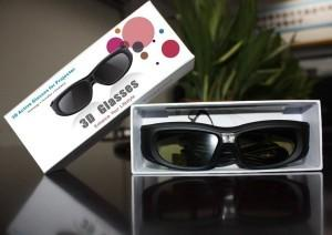 China Active Shutter 3D Glasses (for DLP Projectors) on sale