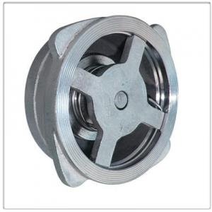 China Class 150 / 300 / 600 Cast Steel Swing Check Valve on sale