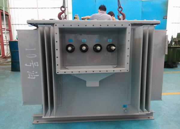 6KV Electrical Step Down Oil Immersed Power Transformer 30