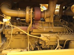 Second Hand Caterpillar D6d Bulldozer 139hp 3306 Engine With