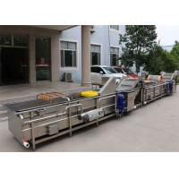 China Beverages Fruit Canning Equipment Low Temperature Tunnel Conveyor Pasteurization Line on sale
