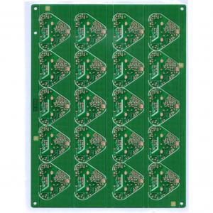 China OEM 6 Layer PCB Board with Hard Gold 2 oz Copper Thickness on sale