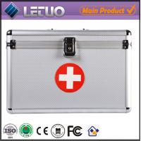 2015 new products tool case aluminum tool box portable medicine cabinet