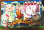 NEW!!!! Nipple shape compressed candy / Multi fruit flavor
