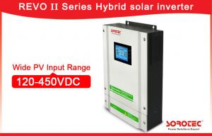 China On/Off Grid 5.5kw Hybrid Solar Inverter with 90A MPPT controller on sale