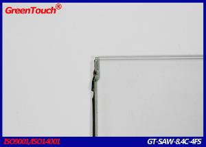 China  Compliant With IEC IP65 Standards 8.4 Inch SAW Touch Screen Under sunlight, indoor and outdoor on sale