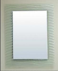 China 5mm Aluminium Coated Mirror Square , Aluminium Mirror Sheets For Furniture Decoration on sale