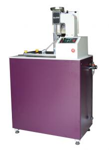 China JAMES Slip Resistance Friction Coefficient Footwear Test Machine on sale