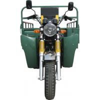 150cc 200cc Cargo Tricycle Three Wheel Motorcycle / Electric Tricycle Green Environment Protected