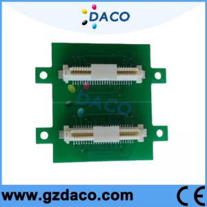 China JHF konica 512 Printhead connector for JHF solvent printer, JHF printer head connector on sale
