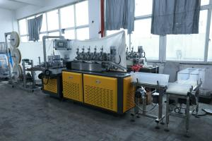 China Automatic Paper Straw Making Machine / Stainless Steel Paper Straw System on sale