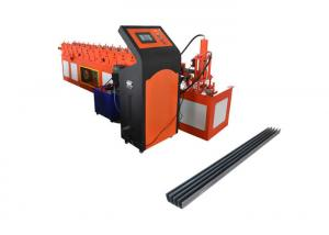 China Full Automatic Rolling Door Roll Forming Machine With Different Molds / Punching Holes on sale