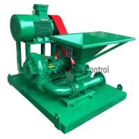 High quality API standard solid control jet mud mixer for oil & gas drilling mud recovery system