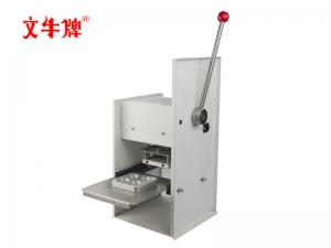 China Coffee capsule cup semi-automatic a four cup sealing machine tea pot jelly cup on sale