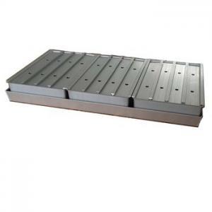 China fast freezing 2kg block frozen shrimp freezing box in aluminum material, quick freezing on sale