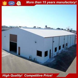 China steel frame warehouse modular warehouse metal building on sale