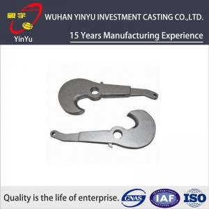 China SUS 304 / 316 /  316L SS Investment Casting Products Industrial Furnace Parts on sale