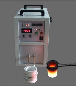 China 1 KG 2 KG High Frequency Gold Melting Furnace on sale