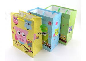 China Printing Retail Shop Bags Lightweigt Easy To Lift Fashion Design Color Coated on sale