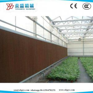 China Greenhouse/Poultry Farm Cooling Pad 7090 Brown  Size Customized on sale