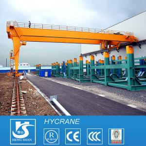 China MH gantry crane with wireless crane remot control manufacture on sale