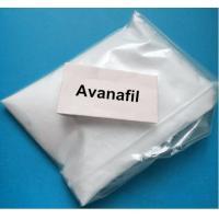 Sex Enhancer Steroids Hormone Powder Avanafil for Male Sexual Dysfunction CAS:330784-47-9