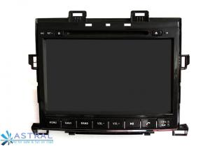 China In-car Entertainment Toyota GPS Navigation Multimedia DVD System for Alphard 2007 on sale