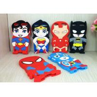 Superman Silicone Protective Iphone Cases For 4/4s/4g , Customized