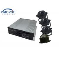 AVI Format HD 1080P Mobile DVR Dual SD Cards Slots With Battery Recharged Function