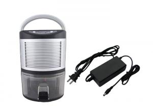 China 1500g ABS Case Small Home Portable Dehumidifier With 1000ML Water Tank on sale