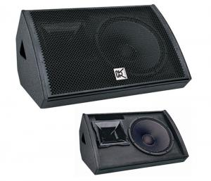 China Active Pa Monitor Speaker 500 Watt , 15 Inch Stage Floor Monitors on sale