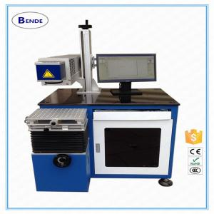 China Fast speed CO2 laser engraving machine/CO2 laser marking machine on sale