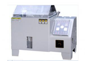 China 10c.c./ hour Electric Cycling Salt Spray Test Chamber Corrosion Resistance LCD Touch Screen on sale